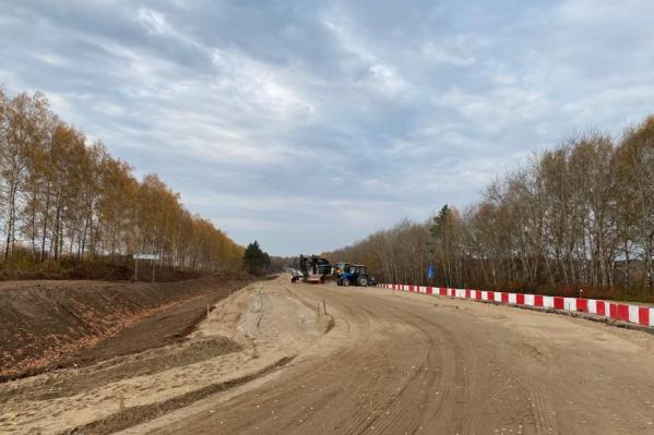 Дорогу планируют построить в ближайшие несколько лет