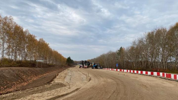 В Нижегородской области начали строительство 4-й очереди Южного обхода
