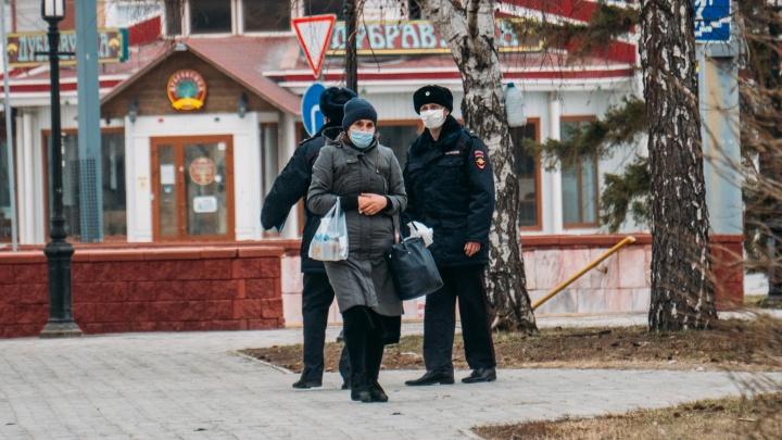Режим самоизоляции в Омской области продлили до 30 апреля
