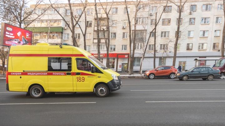 В Самарской области выросла себестоимость вызова скорой помощи