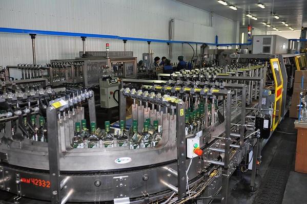Само ликеро-водочное производство пока никого не заинтересовало