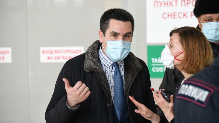 «Развернем 3000 коек»: глава горздрава — о готовности больниц и о том, когда начнется спад эпидемии