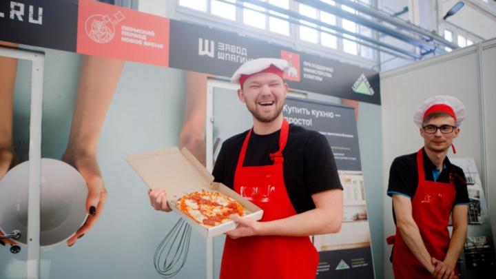 Дегустации, концерты и блюда от рестораторов: на Заводе Шпагина пройдет выставка еды «Гастроли»