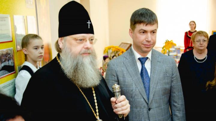 Глава Ростова заявил, что церковь поможет правильно воспитывать школьников