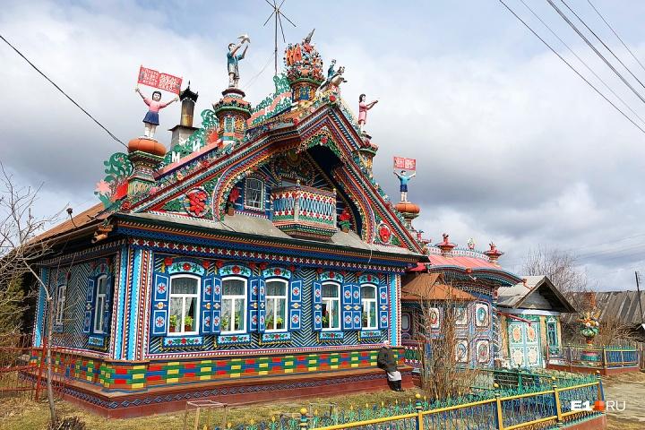 Дом в Кунаре — настоящая достопримечательность