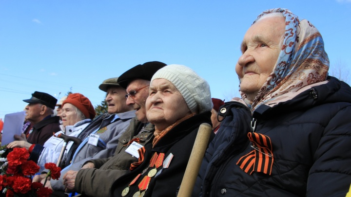 Все ветераны Архангельска получили выплаты к 75-летию Победы