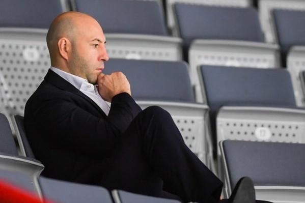 Максим Сушинский отработал в клубе два года