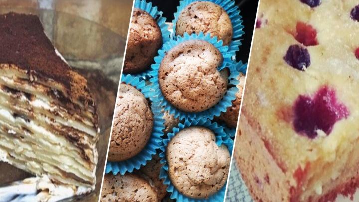 Карантинная кулинарная книга: готовим десерты по фирменным рецептам читателей
