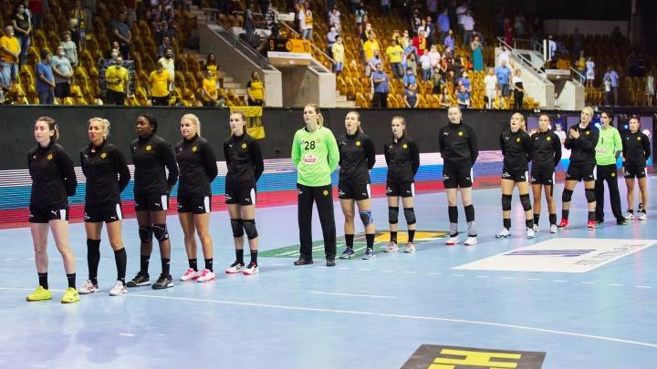 Матч «Ростов-Дона» с «Бухарестом» перенесли из-за коронавируса у гандболистки донской команды