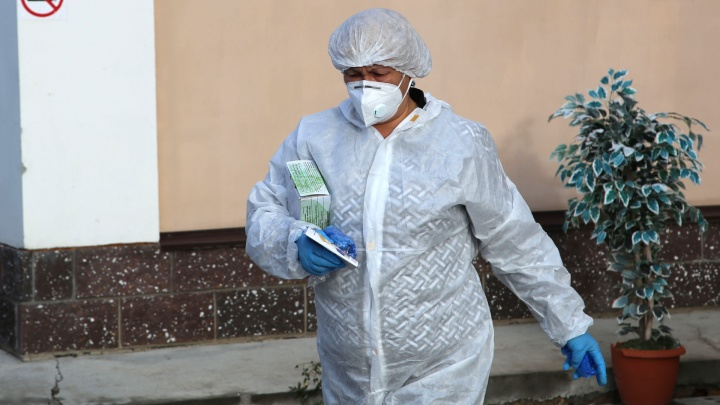 От коронавируса умер 60-й житель Башкирии