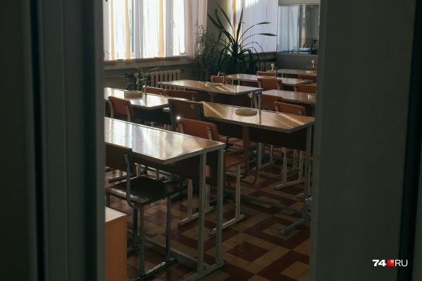 Инцидент с учеником произошел на глазах всего класса