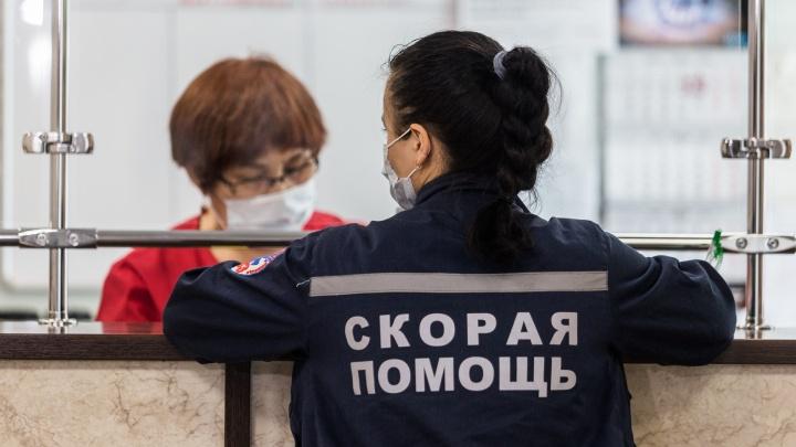 Уже больше 200 сотрудников новосибирских медучреждений заразились коронавирусом