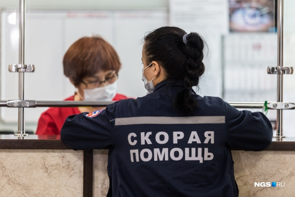 Среди заразившихся не только медики, но и обслуживающий персонал учреждений