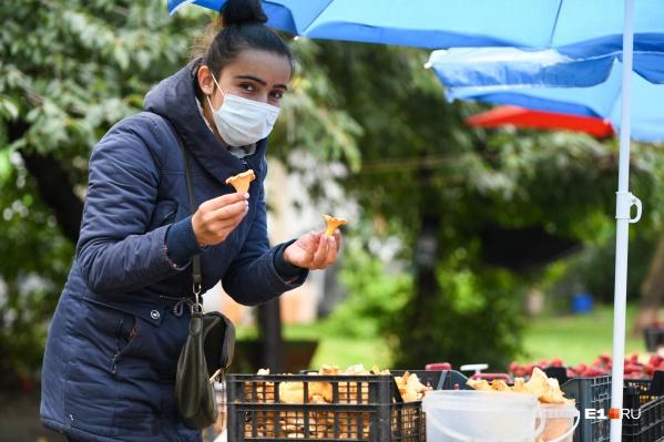 На грибах за короткий летний сезон на Урале можно заработать от 50 до 500 тысяч рублей