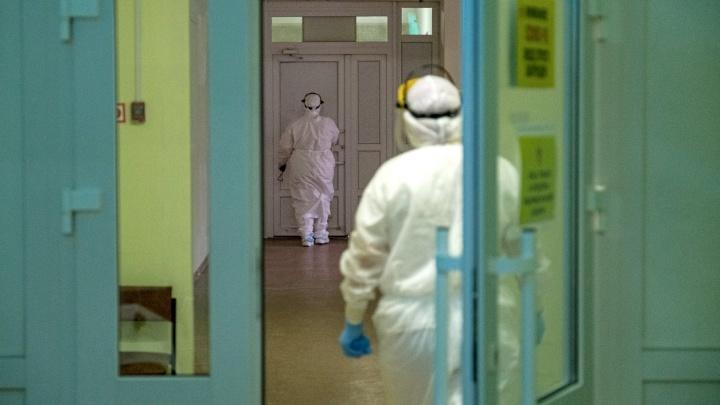 В Прикамье за сутки выявили 159 новых случаев заражения коронавирусом