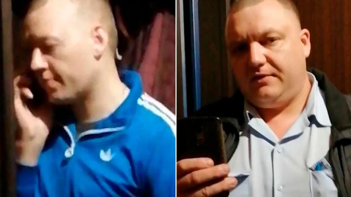 В Челябинске нарушители тишины устроили скандал полицейским, которые приехали на вызов без масок