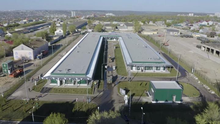 40 суток, 823 человека: в Волгограде достроили инфекционный госпиталь Министерства обороны