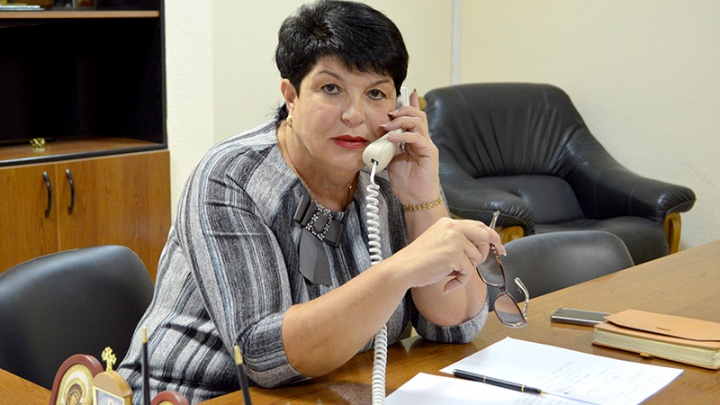 Начальницу управления здравоохранения Новочеркасска заподозрили в мошенничестве