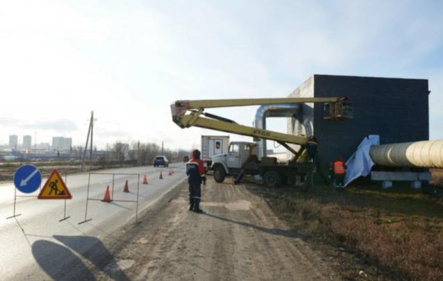 Объявлено об изменении схемы движения на Северном шоссе