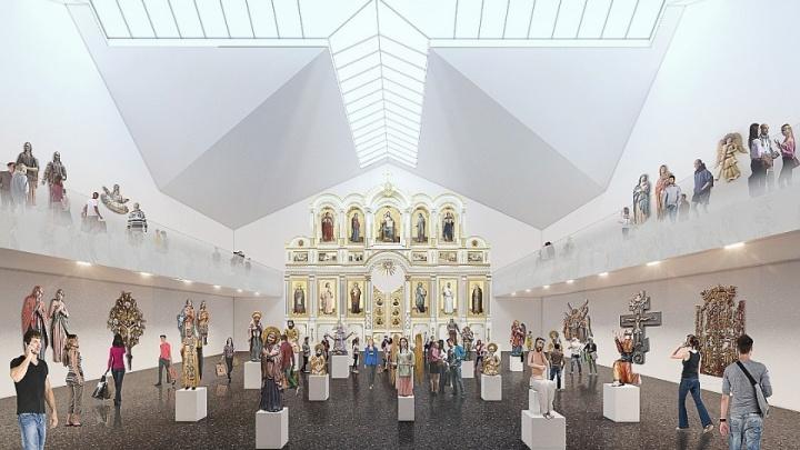 Строительством художественной галереи в Перми может заняться компания-подрядчик Владимира Кехмана