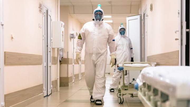 Прокуратура проверит госконтракты на поставку костюмов для медиков в больницу Середавина