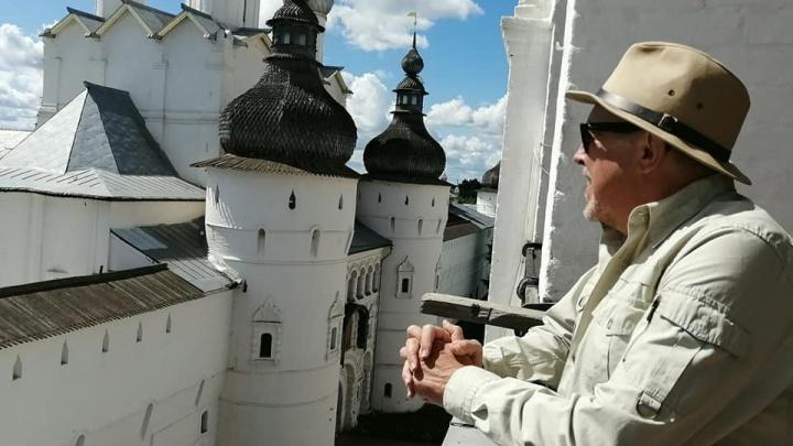 «Помню эту разруху, нищету и вселенское пьянство»: Андрей Макаревич побывал в Ярославской области