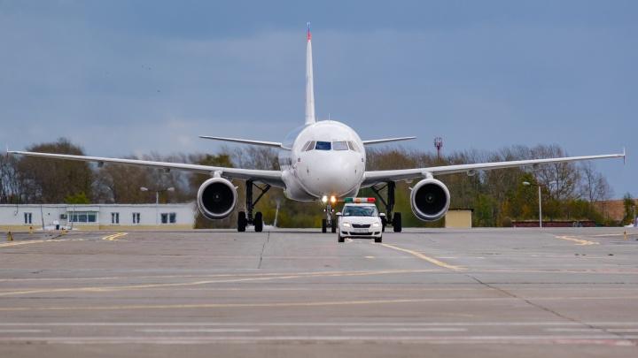 Авиакомпания «Россия» возобновляет рейсы из Перми в Крым