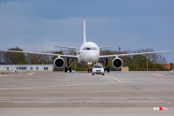 По документам полеты разрешены, но фактически в расписании их еще нет