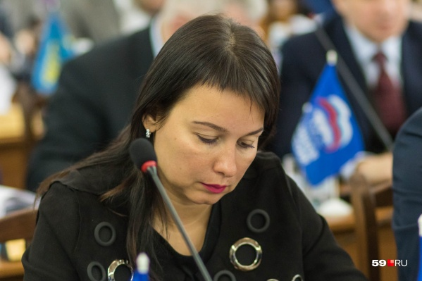 Ирина Горбунова не переживает из-за отстранения