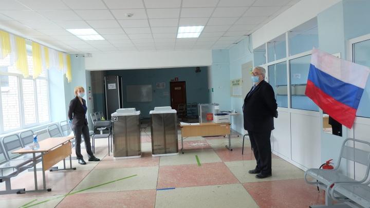 В Зауралье пришедшим на голосование по изменениям в Конституции дарят сертификаты на 500 рублей