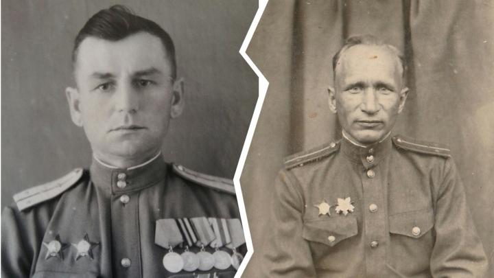 Фронтовой инстаграм: у пермячки на войну ушли оба деда — вернулись живыми и с наградами