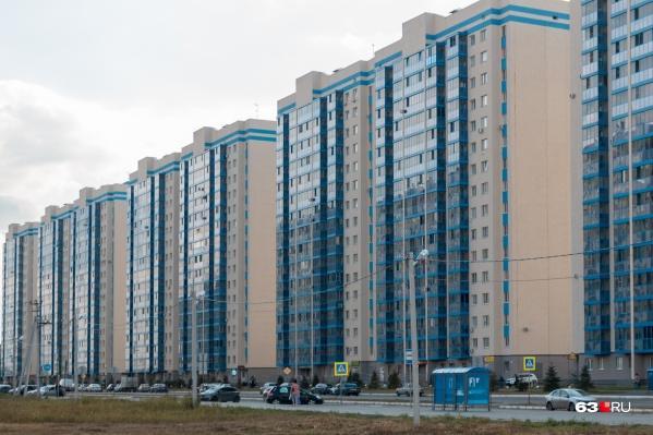 Жилые дома на этой территории возводит группа компаний «Амонд»