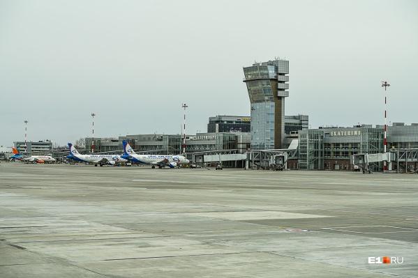 Аэропорт Кольцово разработал план приаэродромной территории, внутри которой запрещено строить жилые дома
