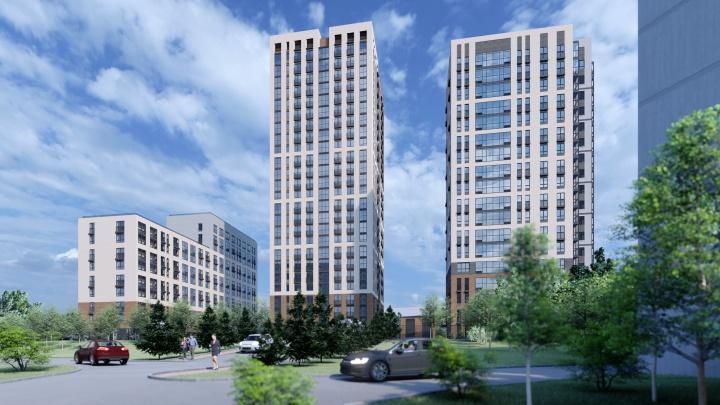 На Красном жить: открыты продажи квартир одного из самых масштабных ЖК рядом с центром и метро