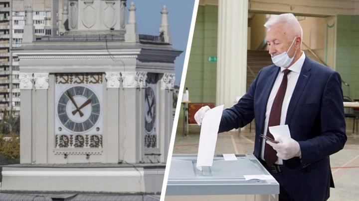 «Нам так не комфортно»: инициатор референдума по переводу стрелок в Волгограде хочет близости с Москвой