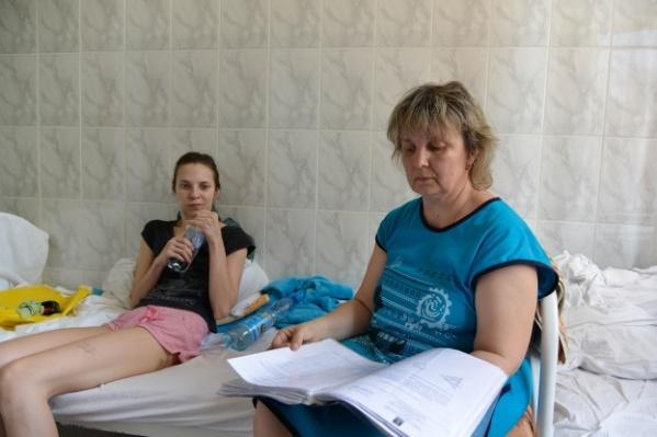 Несколько лет Оксана Калашникова боролась с коварным заболеванием