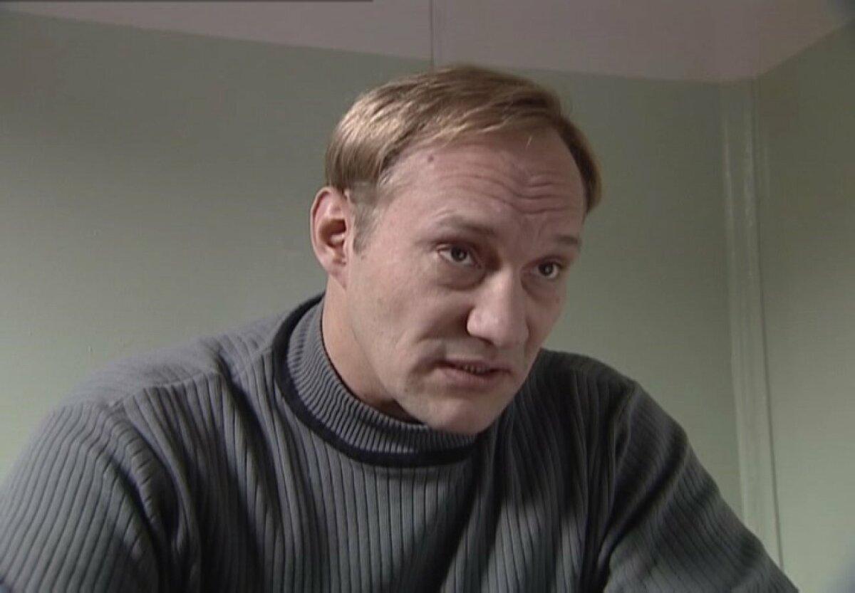 Евгений Сидихин в роли подполковника Никиты Кудасова