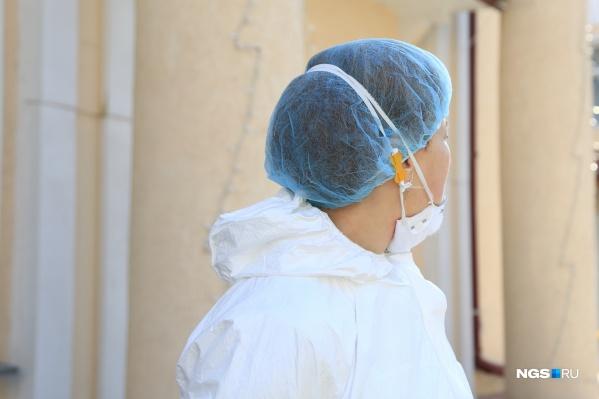 Диагноз лабораторно подтверждён у 168 сотрудников медицинских учреждений
