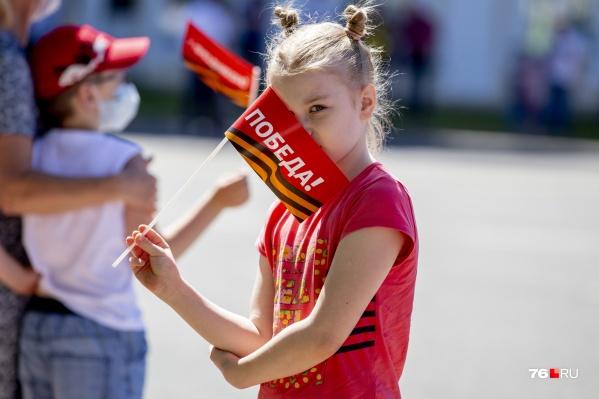 В Ярославле «Бессмертный полк» пройдёт в июле