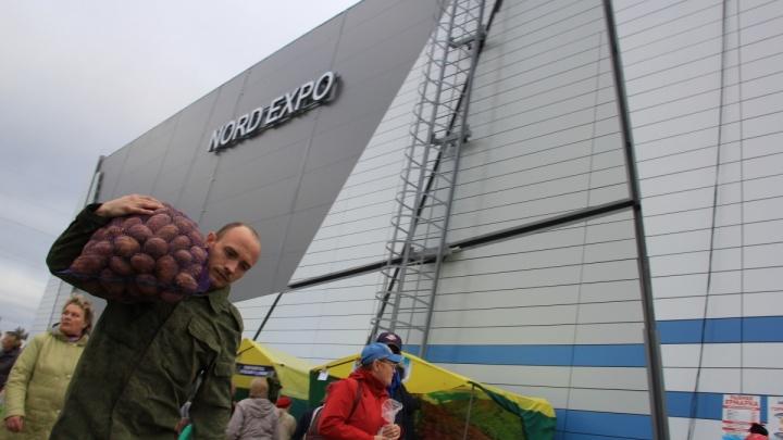 С заездом в «Норд-Экспо»: несколько автобусов в Архангельске изменят маршруты ради Маргаритинки