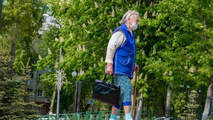 Работающим пенсионерам в Челябинской области продлят больничные почти до конца самоизоляции