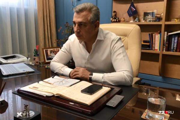 Эдуард Омаров рассказывает, чего ждать бизнесменам