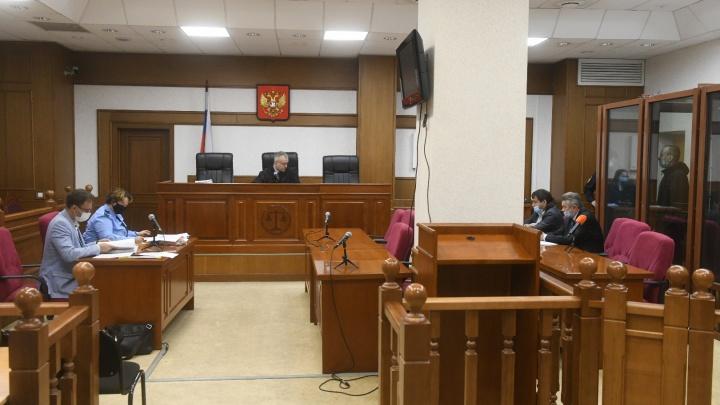 Родители убитых на Уктусе девушек запросили у Александрова 30 миллионов рублей