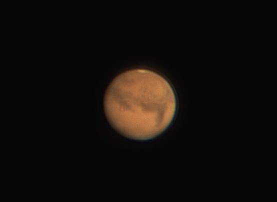 Марс максимально приблизится к Земле. Рассказываем, когда смотреть в ночное небо