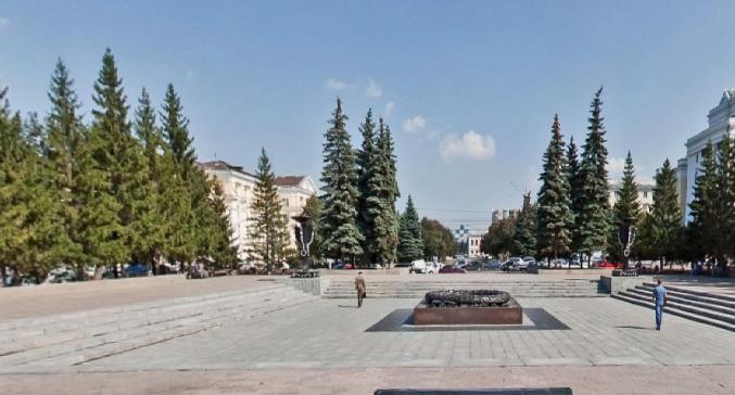 Челябинцы выбрали сквер, в котором появится стела «Город трудовой доблести»