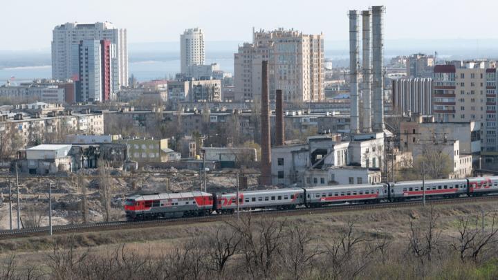 Москва, Астрахань, Санкт-Петербург: из Волгограда вновь отменили поезда из-за коронавируса