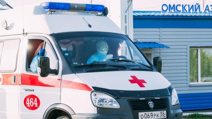 Новая смерть от коронавируса и 78 новых заражённых в Омской области