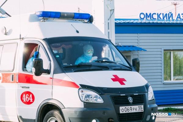Под домашним наблюдением в Омской области находятся более 1,6 тысячи человек