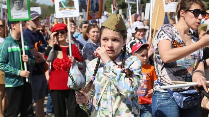 В Уфе пройдет пройдет военный парад ко Дню Победы