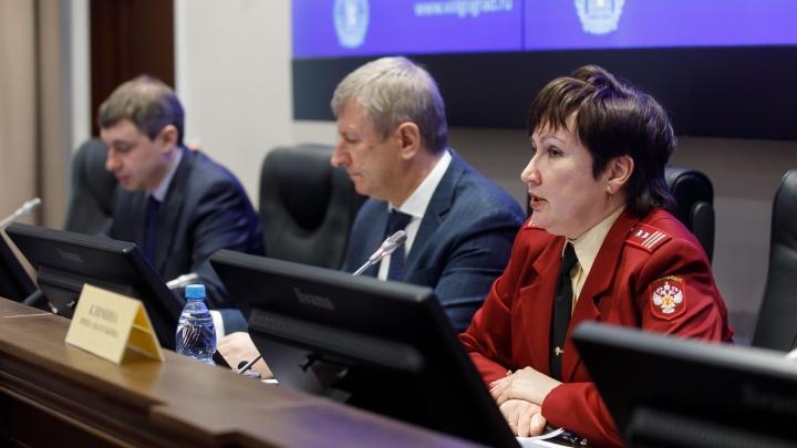 В Волгограде с подозрением на коронавирус госпитализировано трое детей